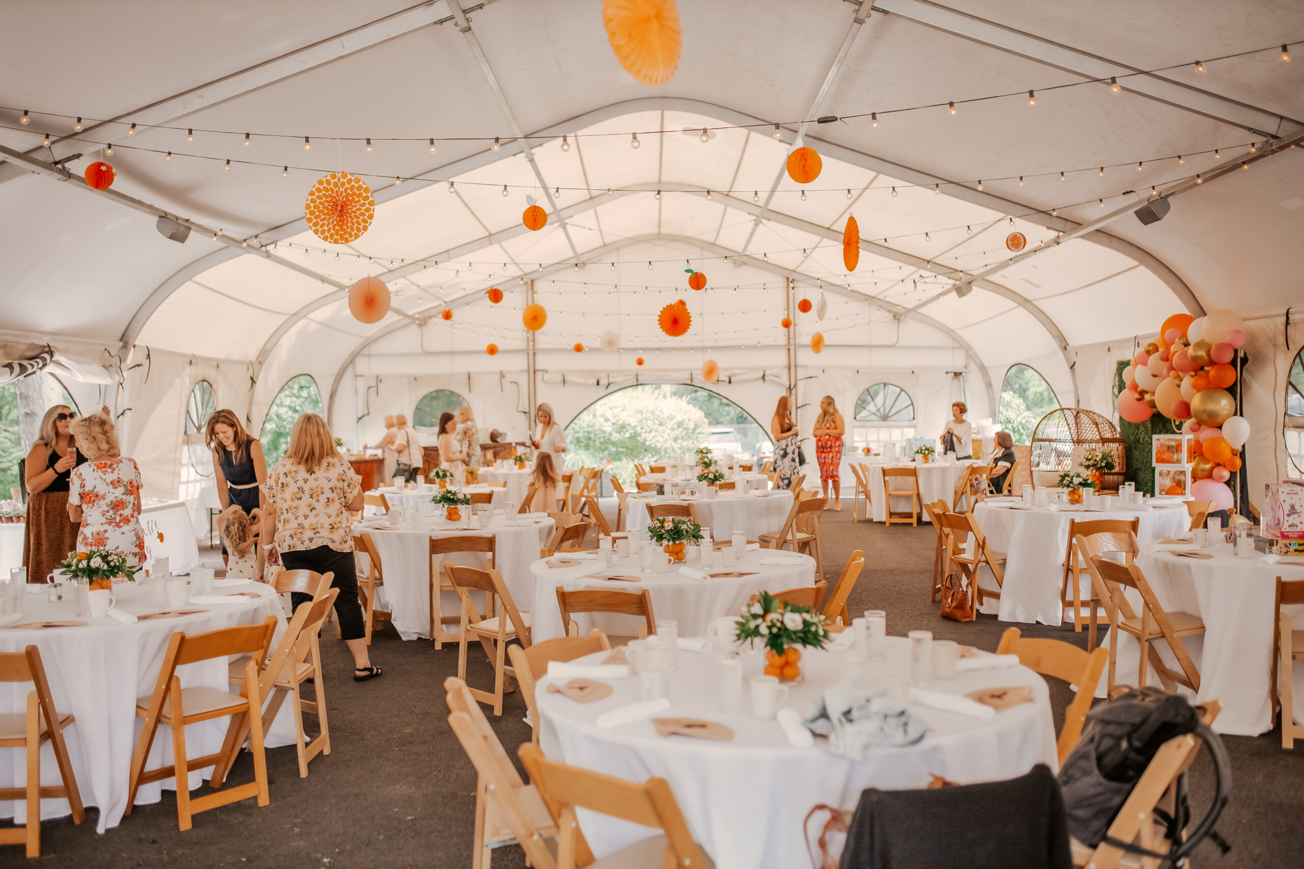 The Perfect Event Space